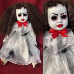 Creepy Halloween Doll 13