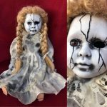 Creepy Halloween Doll 14