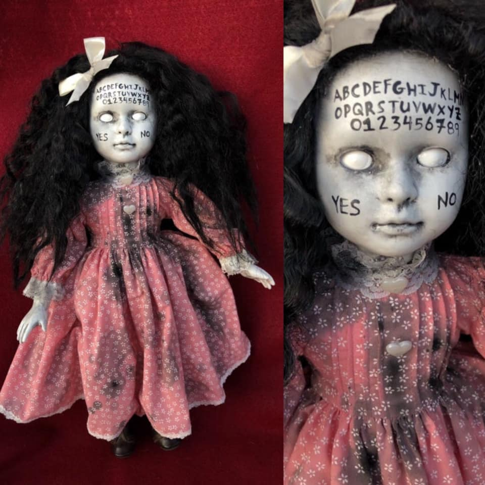 Creepy Halloween Doll 15