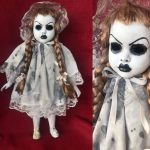 Creepy Halloween Doll 18