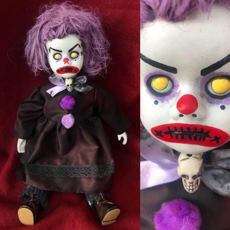 Creepy Halloween Doll 19