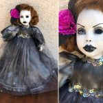 Creepy Halloween Doll 2