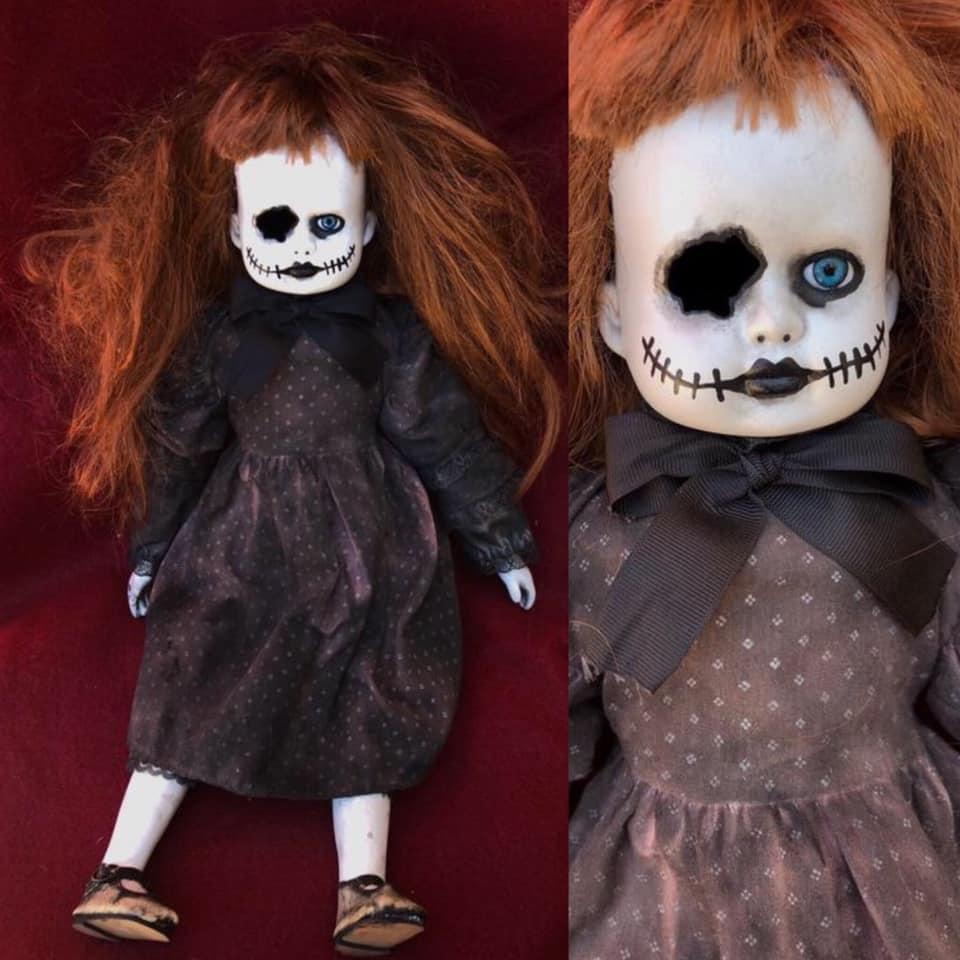 Creepy Halloween Doll 20