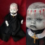 Creepy Halloween Doll 21