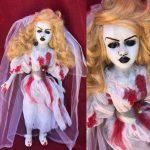 Creepy Halloween Doll 23