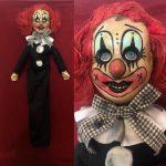 Creepy Halloween Doll 24