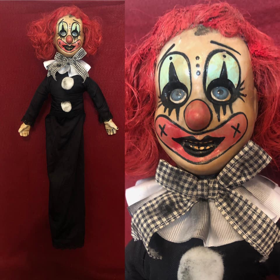 Creepy Halloween Doll 24