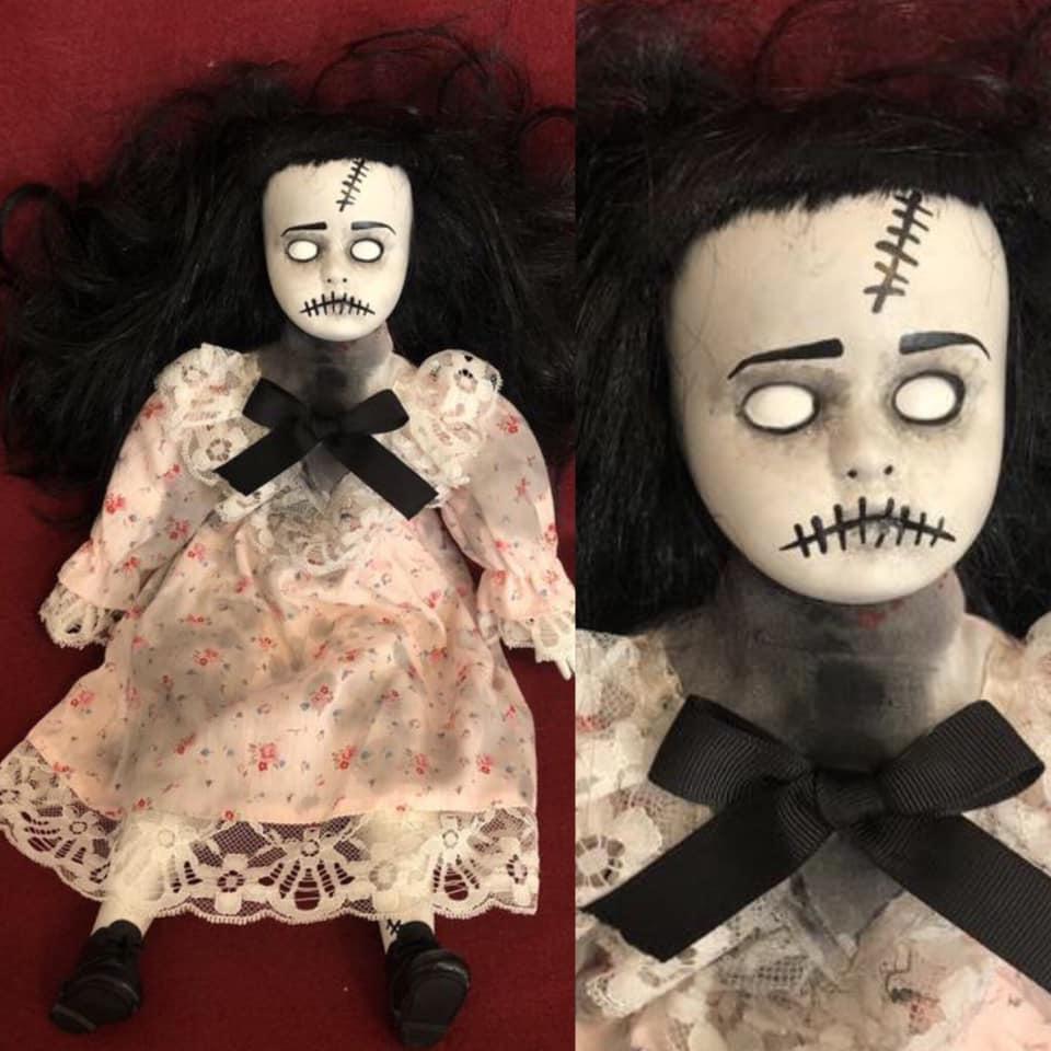 Creepy Halloween Doll 25
