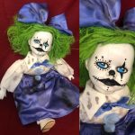 Creepy Halloween Doll 26