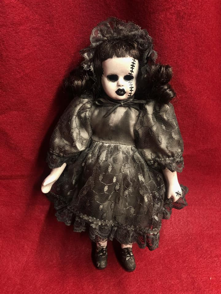 Creepy Halloween Doll 27