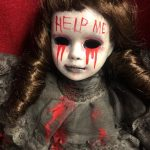 Creepy Halloween Doll 28
