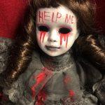 Creepy Halloween Doll 28