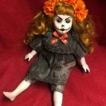 Creepy Halloween Doll 29