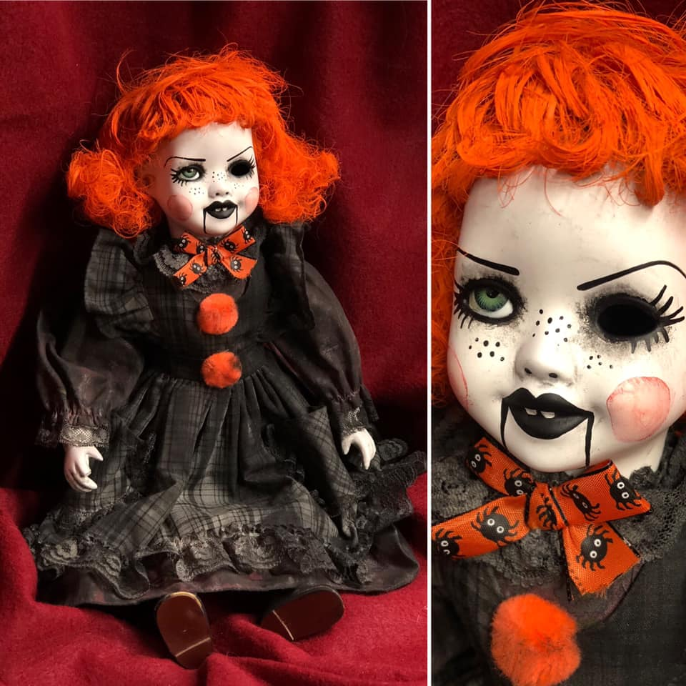 Creepy Halloween Doll 30
