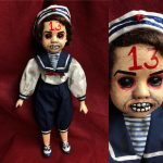 Creepy Halloween Doll 4