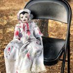 Creepy Halloween Doll 5