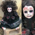 Creepy Halloween Doll 6