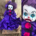 Creepy Halloween Doll 7