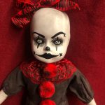 Creepy Halloween Doll 8