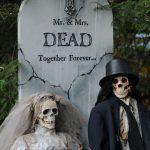 Halloween Decoration Tomb