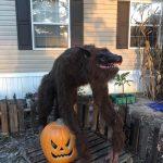 Halloween Decorations Werewolf