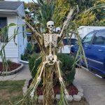 Halloween Yard Prop