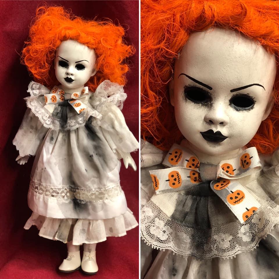 Halloween Creepy Doll