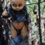 Halloween Prop Creepy Doll