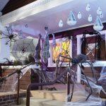 Spider Nest Decoration For Halloween