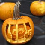 Trapped Pumpkin