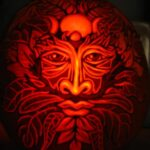 The Green Man Pumpkin