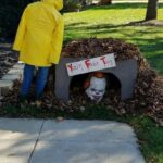 IT Sewer Decoration For Halloween
