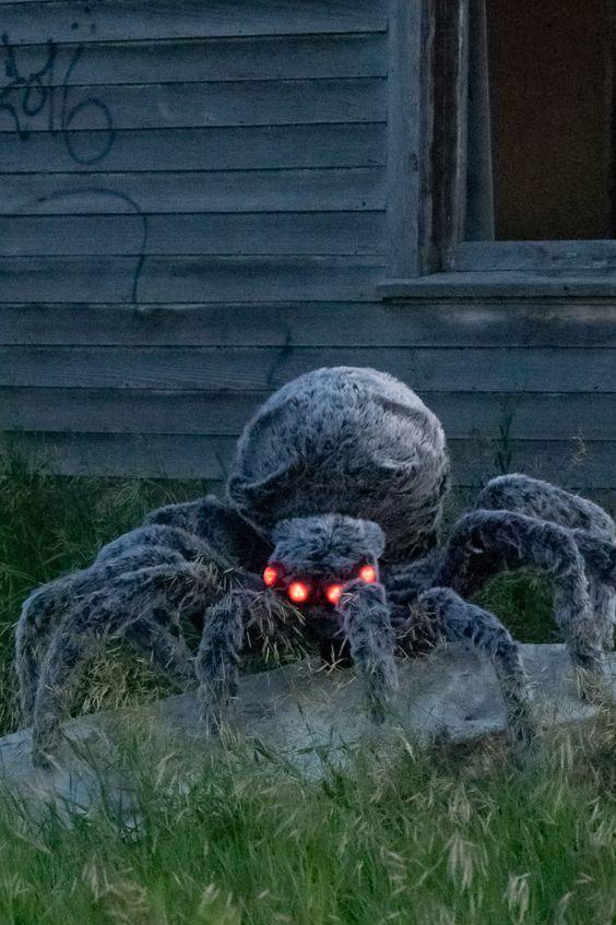 Outdoor Spider Decoration Halloween